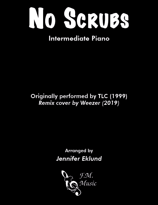 No Scrubs (Intermediate Piano)