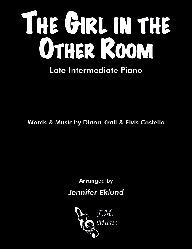 The Girl in the Other Room (Late Intermediate Piano)