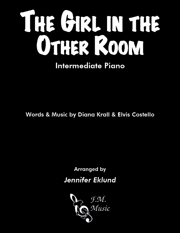 The Girl in the Other Room (Intermediate Piano)