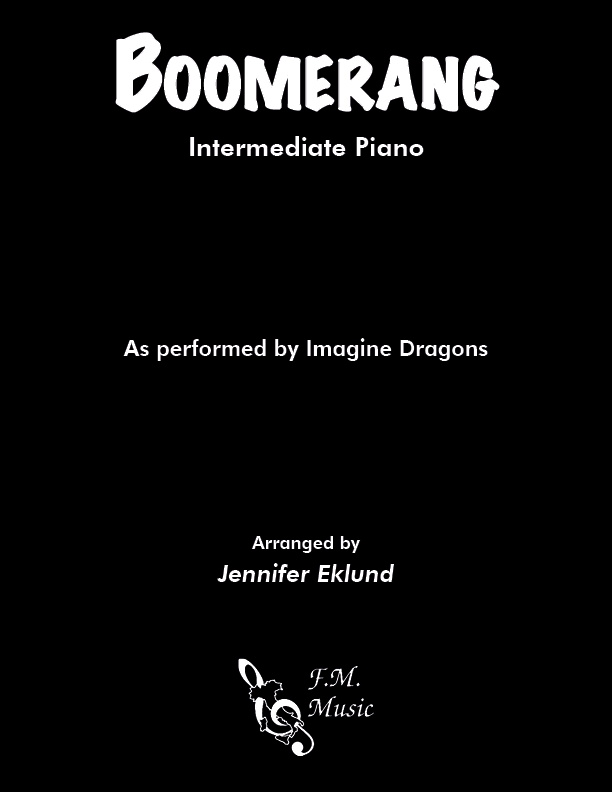 Boomerang (Intermediate Piano)