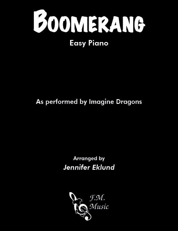 Boomerang (Easy Piano)