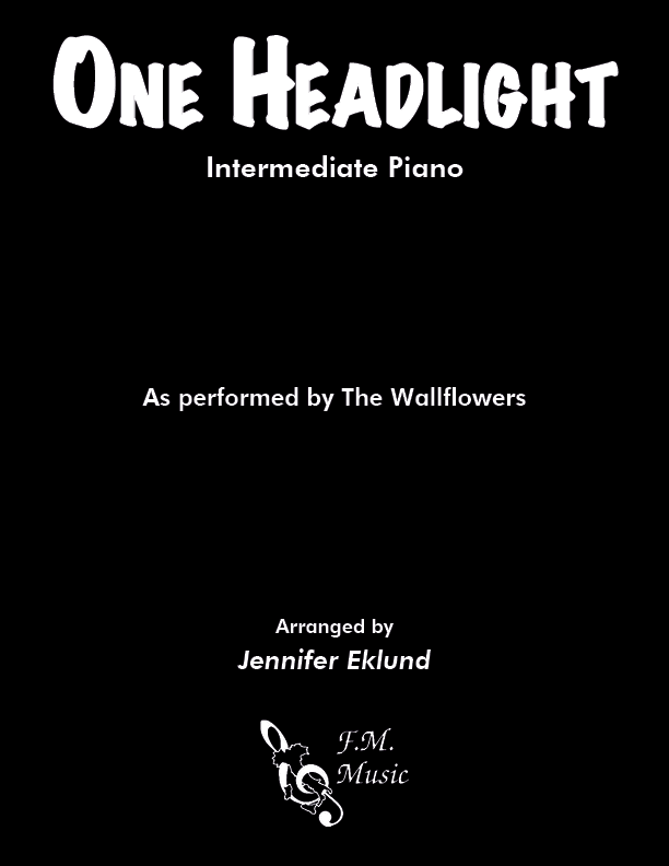 One Headlight (Intermediate Piano)