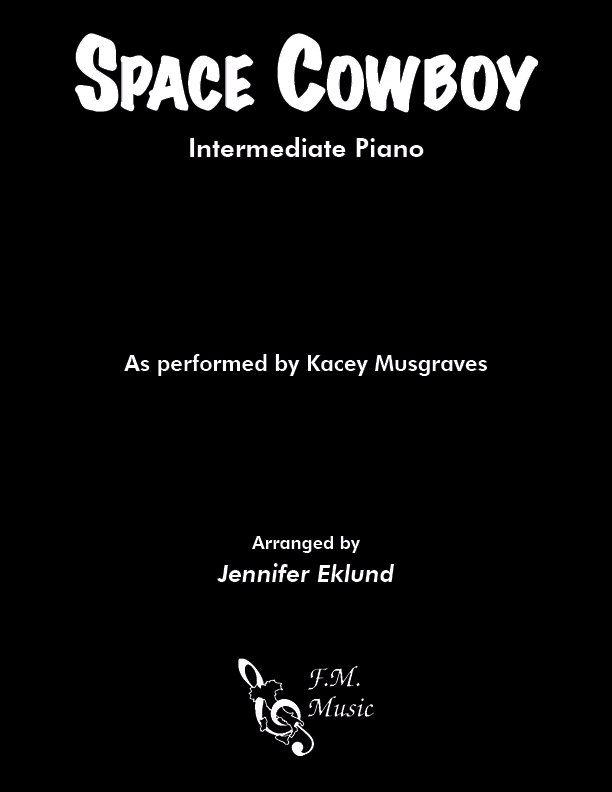 Space Cowboy (Intermediate Piano)