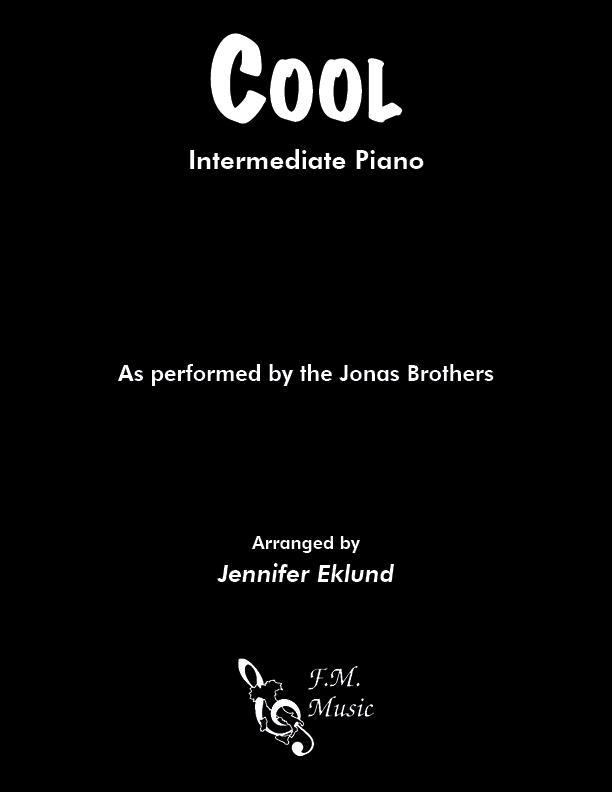 Cool (Intermediate Piano)