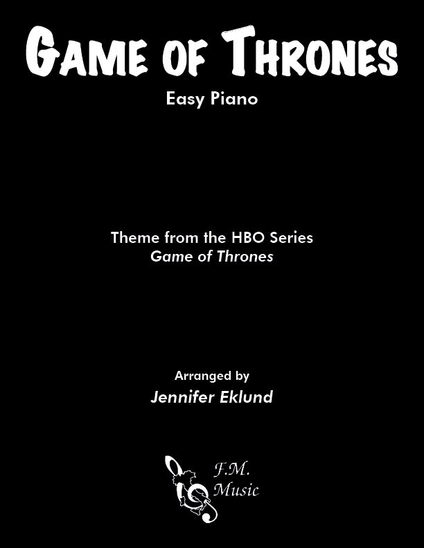 Game of Thrones (Easy Piano)