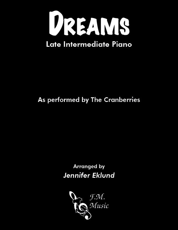 Dreams (Late Intermediate Piano)