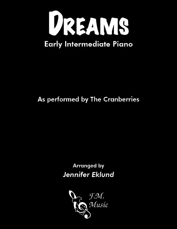 Dreams (Early Intermediate Piano)