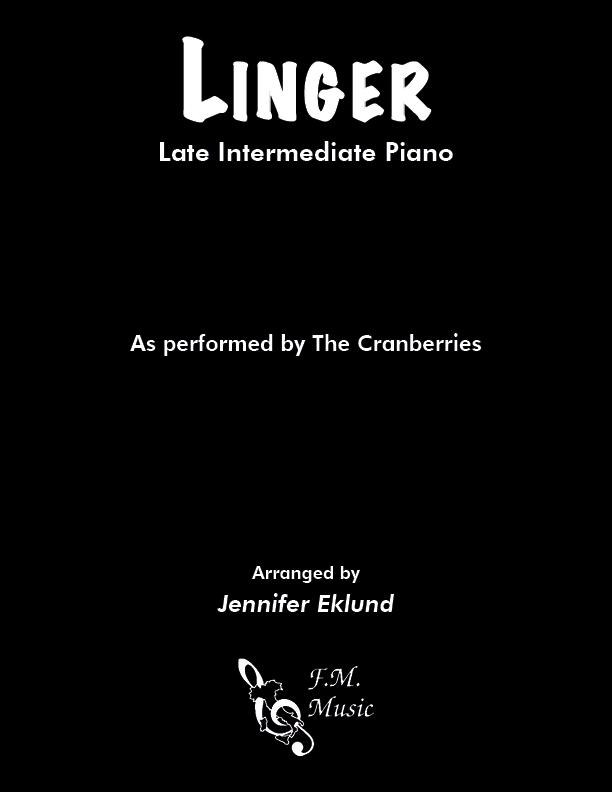 Linger (Late Intermediate Piano)