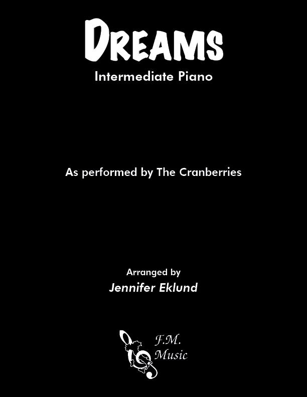 Dreams (Intermediate Piano)