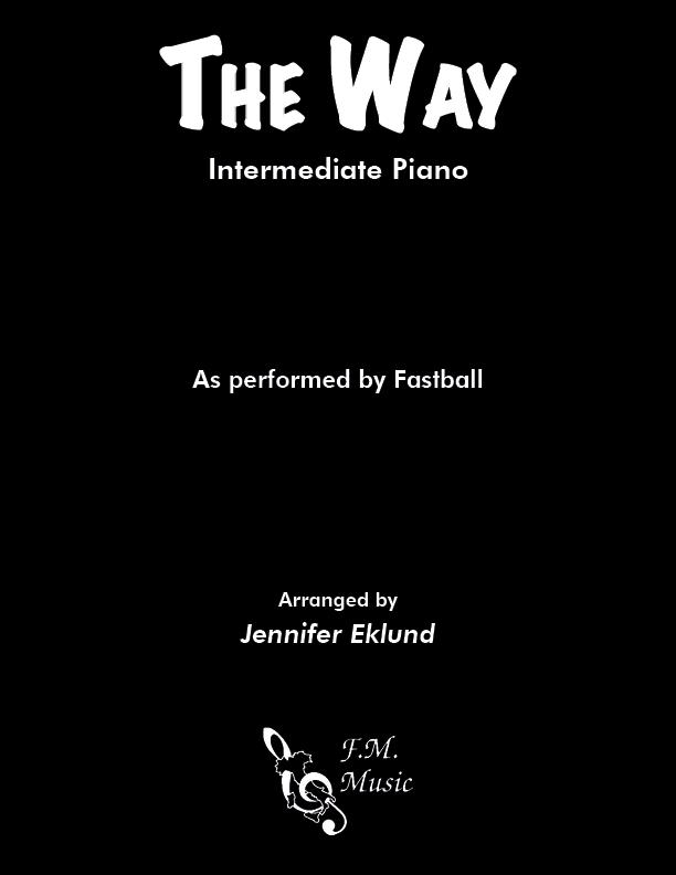 The Way (Intermediate Piano)
