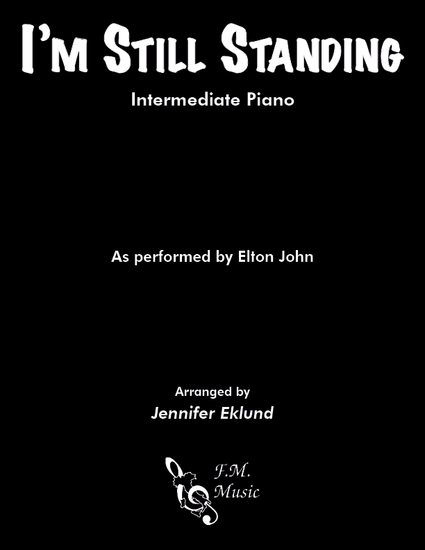 I'm Still Standing (Intermediate Piano)