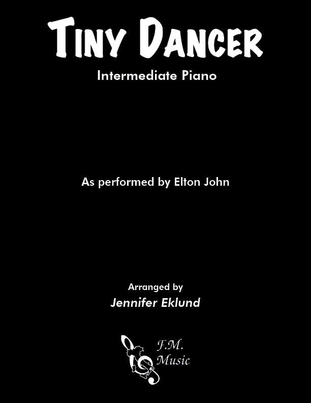 Tiny Dancer (Intermediate Piano)