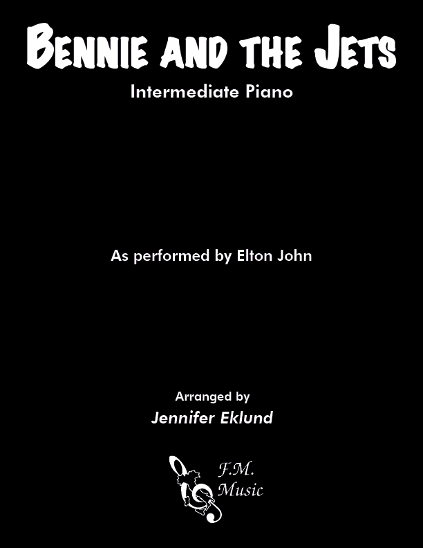 Bennie And The Jets (Intermediate Piano)