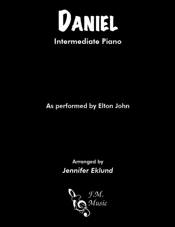 Daniel (Early Intermediate Piano)