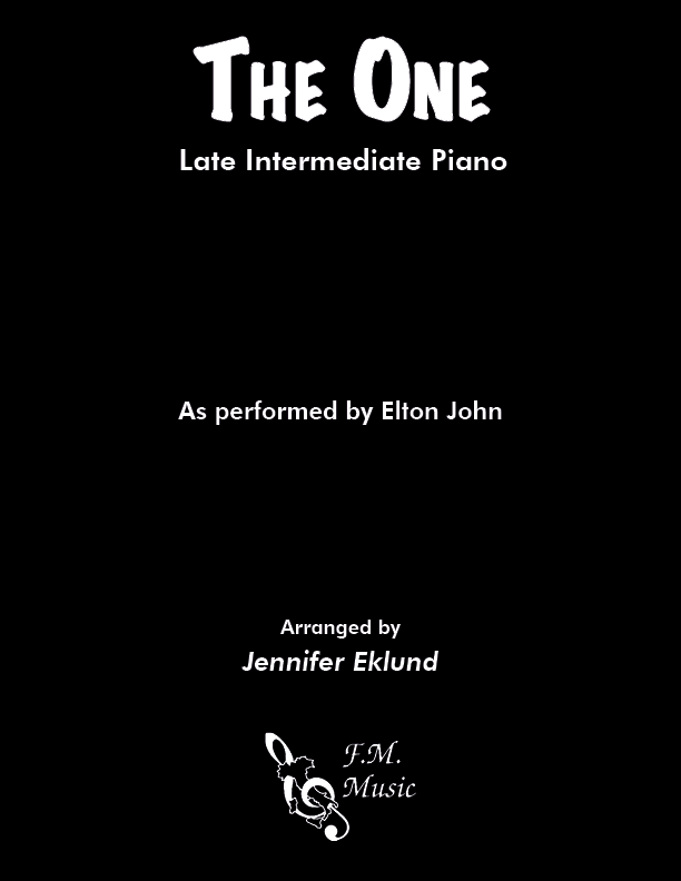 The One (Late Intermediate Piano)