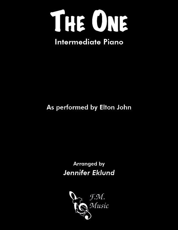 The One (Intermediate Piano)