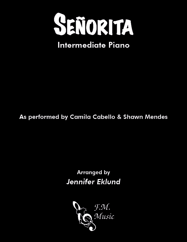 Senorita (Intermediate Piano)