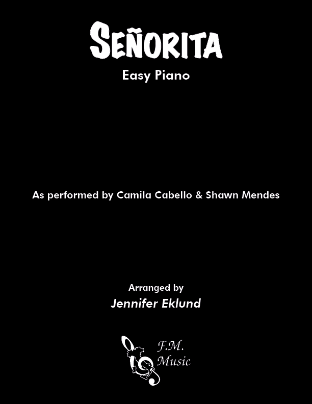 Senorita (Easy Piano)