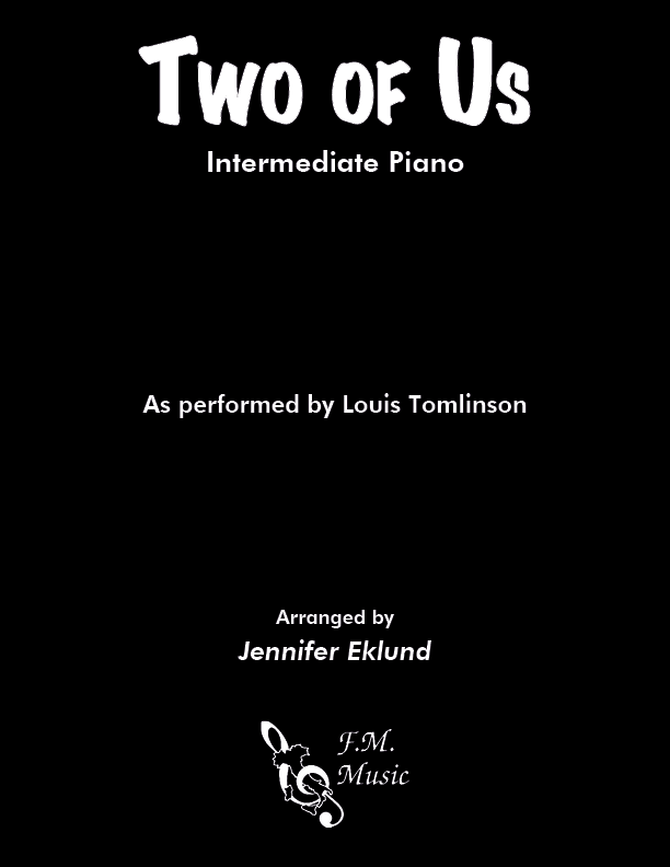 Two of Us (Intermediate Piano)