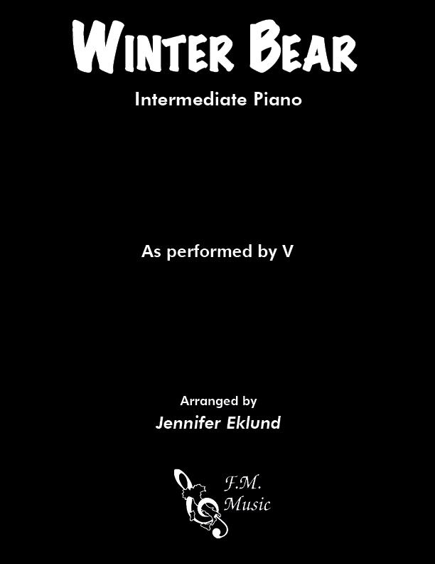 Winter Bear (Intermediate Piano)