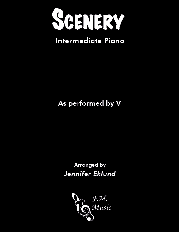 Scenery (Intermediate Piano)