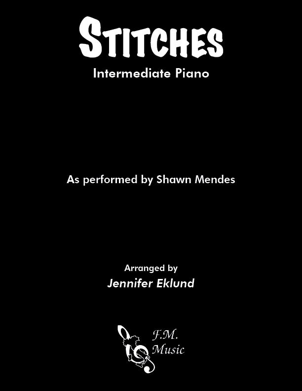 Stitches (Intermediate Piano)