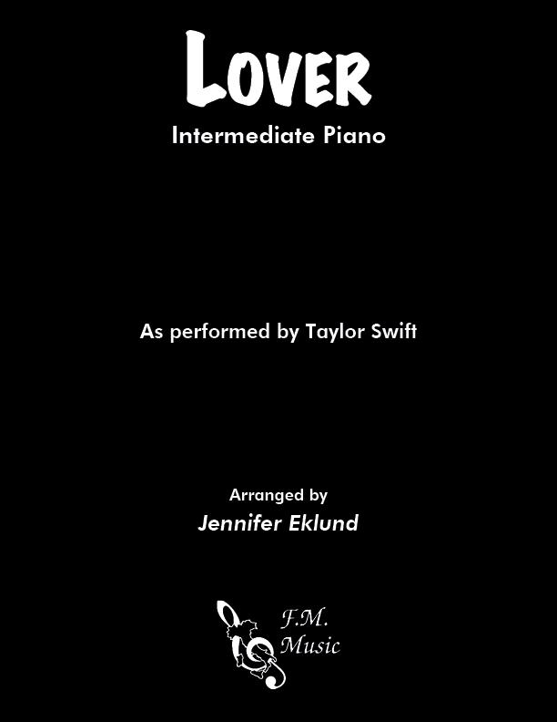 Lover (Intermediate Piano)