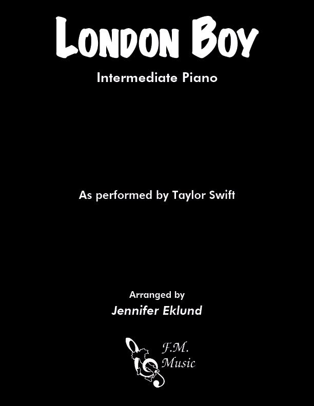 London Boy (Intermediate Piano)