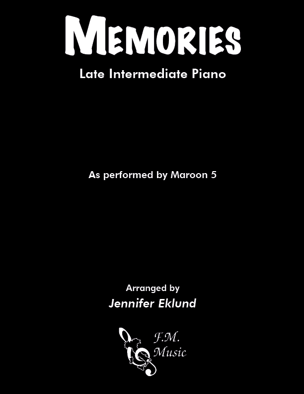 Memories (Late Intermediate Piano)