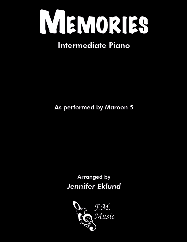 Memories (Intermediate Piano)