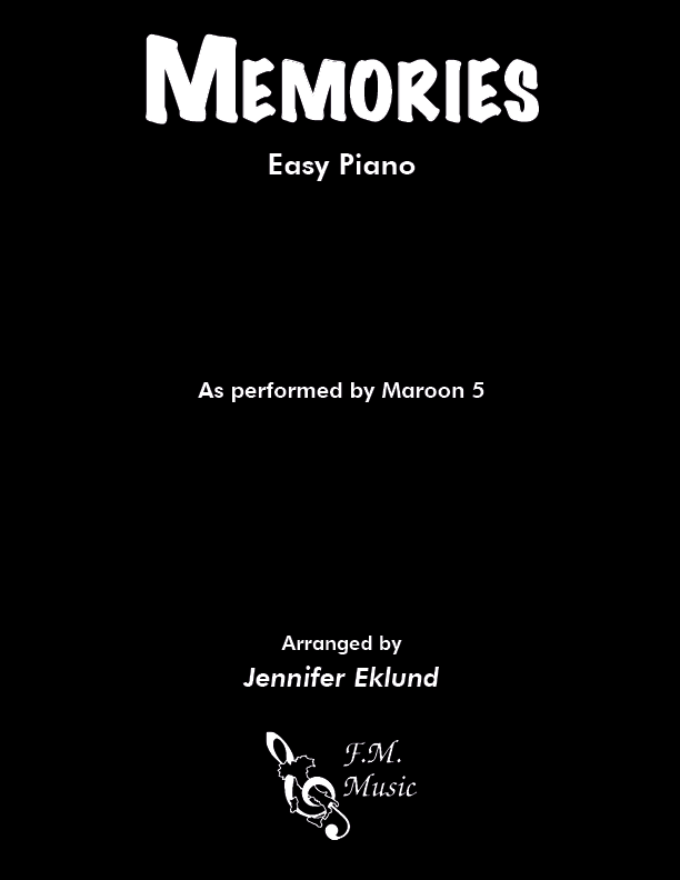 Memories (Easy Piano)