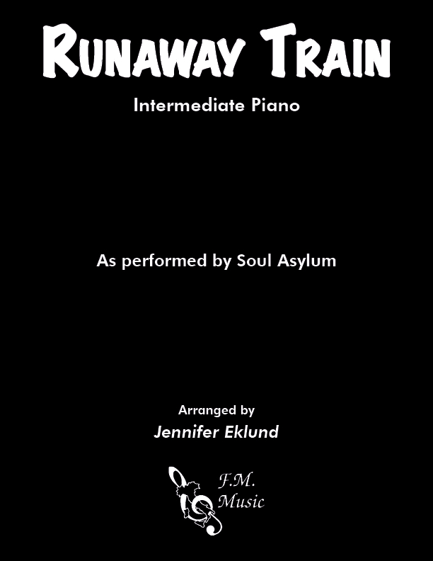 Runaway Train (Intermediate Piano)