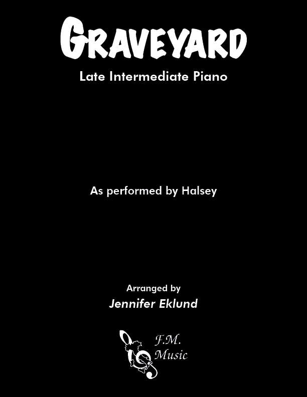Graveyard (Late Intermediate Piano)
