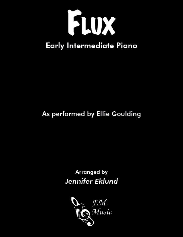 Flux (Early Intermediate Piano)
