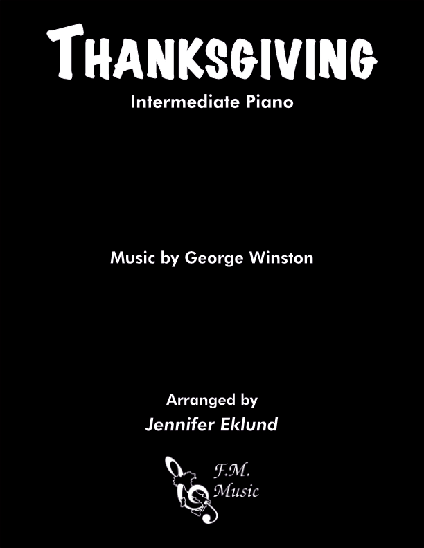 Thanksgiving (Intermediate Piano)