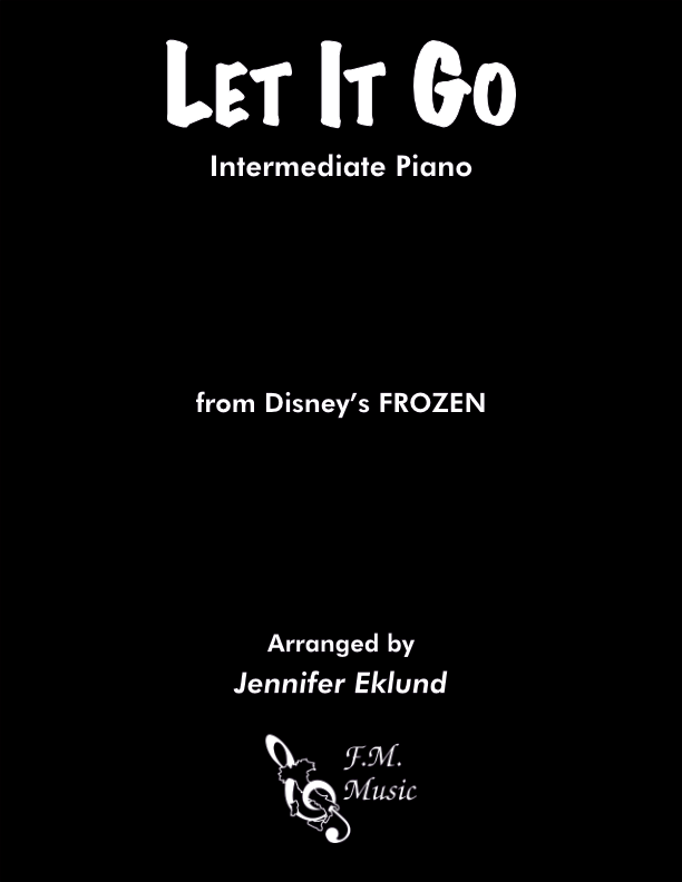 Let It Go (Intermediate Piano)