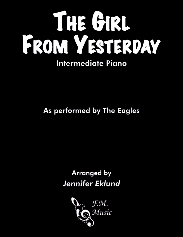 The Girl from Yesterday (Intermediate Piano)