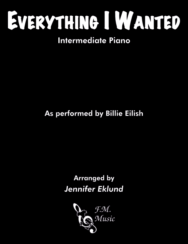 Everything I Wanted (Intermediate Piano)