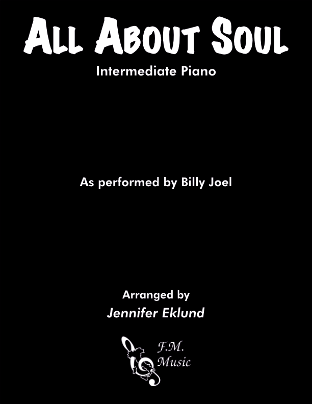 All About Soul (Intermediate Piano)