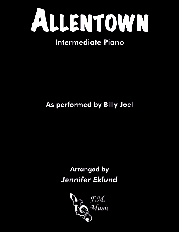 Allentown (Intermediate Piano)
