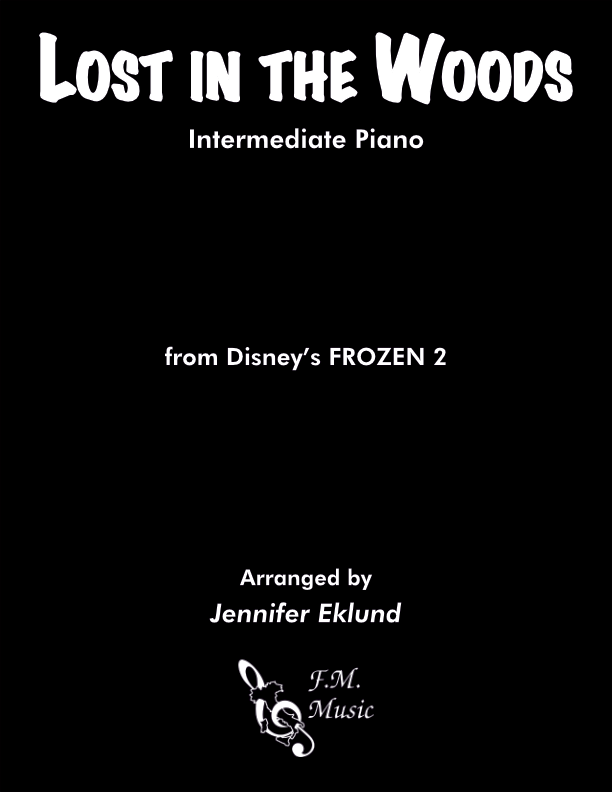 Lost in the Woods (Frozen 2) (Intermediate Piano)