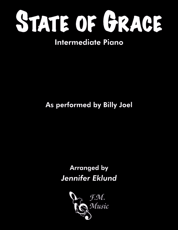State of Grace (Intermediate Piano)