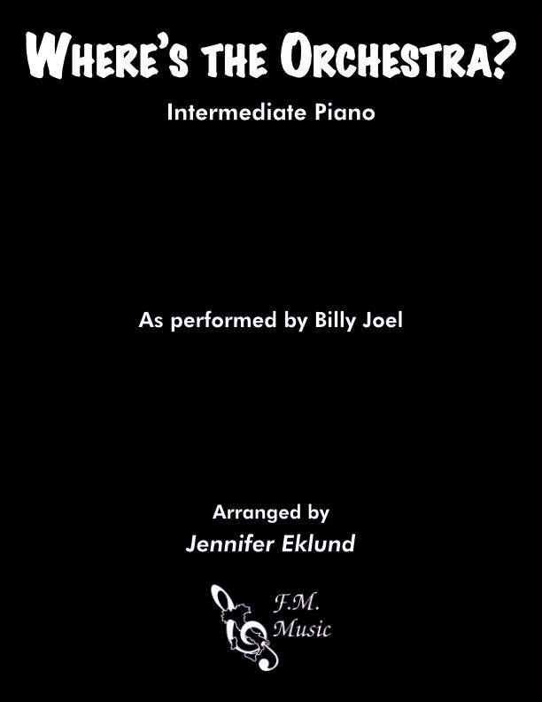 Where's the Orchestra? (Intermediate Piano)