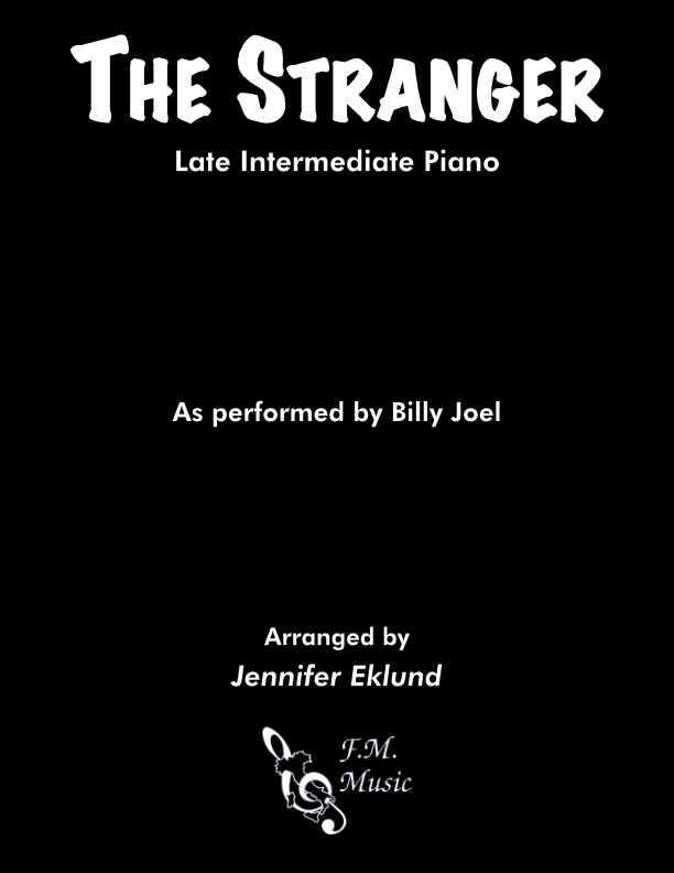 The Stranger (Late Intermediate Piano)