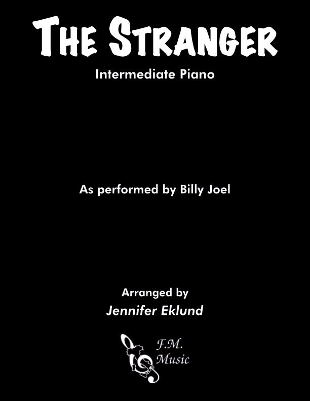 The Stranger (Intermediate Piano)