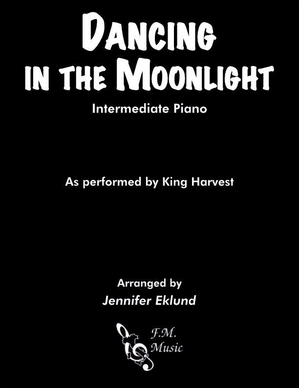 Dancing in the Moonlight (Intermediate Piano)