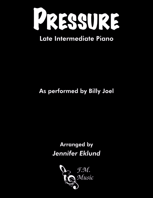 Pressure (Late Intermediate Piano)