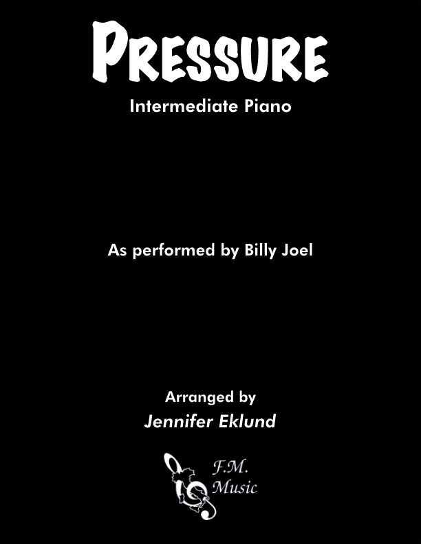 Pressure (Intermediate Piano)