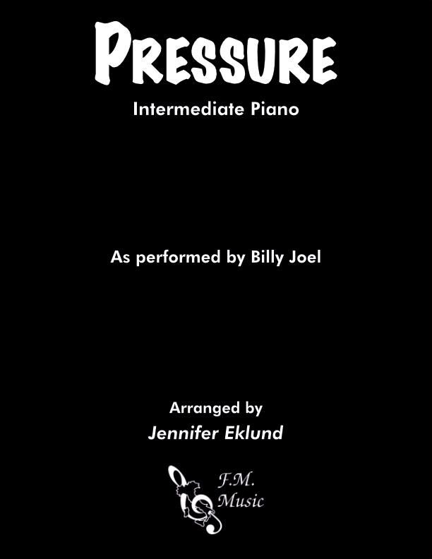 Pressure (Intermediate Piano)