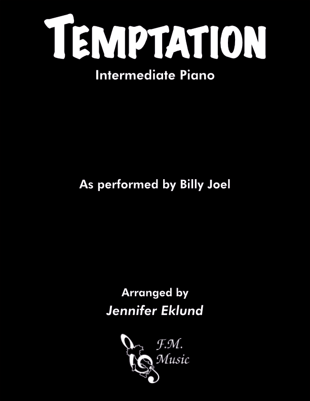 Temptation (Intermediate Piano)